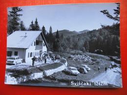 ILIRSKA BISTRICA.Sviscaki.Koca Na Sviscakih - Slovenia