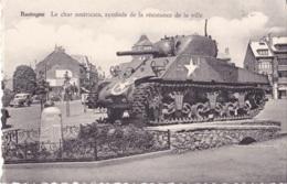 Bastogne Le Char Américain Symbole De La Résistance De La Ville - Bastenaken