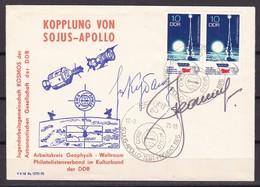 DDR - 1973 - Michel Nr. 1887 Paar - Sonderstempel - DDR