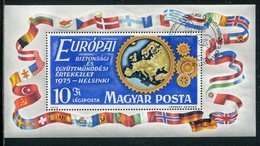 Ungarn / 1975 / Block 113 O (5/460) - Blocks & Kleinbögen