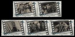 Tonga 1985 - Mi-Nr. 919-923 ** - MNH - Meuterei Auf Der Bounty - Tonga (1970-...)