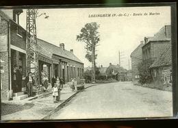 LOZINGHEM                  JLM - France