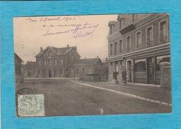 Eu, 1906. - Gare De La Chaussée. - Eu
