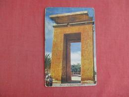 Karnak The Pylon Of Evergetes 1   Ref 3130 - Egypt