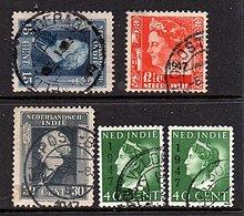 VELDPOST 'Politionele Acties' FPO Field Post Office Very Fine (221) - Nederlands-Indië