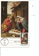 Noel ( CM Des USA De 1970 à Voir) - Christmas