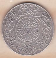 Maroc. 2 1/2 Dirhams (1/4 Rial) AH 1316 Paris. Abdül Aziz I  , En Argent - Maroc