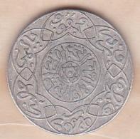 Maroc. 2 1/2 Dirhams (1/4 Rial) AH 1318 Paris. Abdül Aziz I  , En Argent - Marruecos
