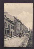 CPA 57 - ALGRINGEN - ALGRANGE - Friedestrasse Mit Kirche - TB PLAN Rue CENTRE VILLAGE Avec TB ANIMATION MAGASIN - Frankreich