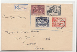 Kenya Uganda Tanganyika / 1949 U.P.U. - Kenya (1963-...)
