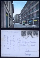 CINISELLO BALSAMO - MILANO - 1961 -  VIA LIBERTA' - ACQUERELLATA - Milano (Mailand)