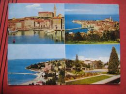 Piran / Pirano: Mehrbildkarte Piran + Portoroz - Slowenien