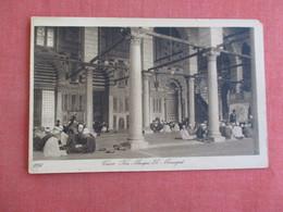 Egypt > Cairo Mosque Interior Mouyard   Ref 3130 - Cairo