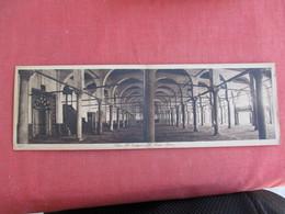 Egypt > Cairo Bi Fold Card The Courtyard Of The Mosque Amrou  Ref 3130 - Cairo