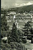 SVD181 GENEVE - LE MONUMENT BRUNSWICK ET LE MONT BLANC - GE Geneva
