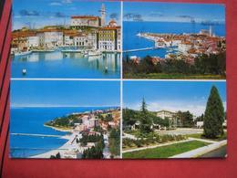 "Piran / Pirano: Mehrbildkarte ""Piran Portoroz"" - Slovénie"
