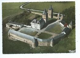 Sombreffe Vue Aérienne Vieux Château - Sombreffe