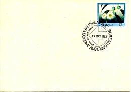 AUSTRALIE. Entier Postal Avec Oblitération 1er Jour De 1982. Eucalyptus. - Plantes Médicinales