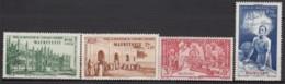 PA N° 6 Au N° 9 - X X - ( C 1669 ) - Mauritanie (1906-1944)