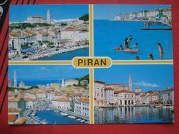 Piran / Pirano: Mehrbildkarte - Slovénie