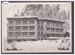 FORMAT 10x15cm - HOTEL A CRANS MONTANA - TB - VS Valais