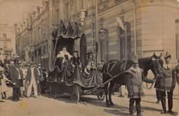 MONS (Hainaut) - Cavalcade De 1909 - CARTE PHOTO. - Mons