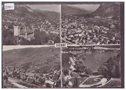 FORMAT 10x15cm - SIERRE - TB - VS Valais