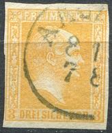 Preußen 3 Sgr Michel 12 O, Vermutlich K1 AACHEN (3-313) - Preussen