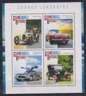 I90. Guinea-Bissau - MNH - 2014 - Transport - Cars - Transports