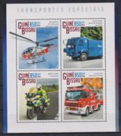 I90. Guinea-Bissau - MNH - 2014 - Transport - Transports