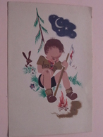 Scouts / Giro / Padvinder ( L.K.D.5 ) Anno 19?? ( Zie/voir Photo ) ! - Scoutisme
