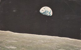 19-106  Houston  Texas Apollo 8 Vue De La Terre( Timbres Usa) - Etats-Unis