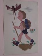 Scouts / Giro / Padvinder ( L.K.D.1 ) Anno 19?? ( Zie/voir Photo ) ! - Scoutisme