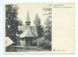 Abbaye D' ORVAL : Chapelle N-D Des Scouts - Florenville