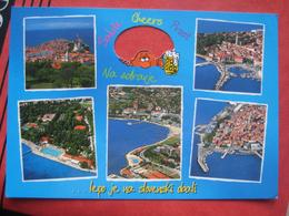 "Piran / Pirano: Mehrbildkarte ""Salute - Cheers - Prost - Na Zdravje ... Lepo Je Na Slovenski Obali"" - Slowenien"