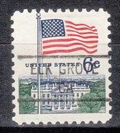 USA Precancel Vorausentwertung Preo, Locals California, Elk Grove 841 - Préoblitérés