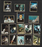AJMAN 1972 ESPACE  YVERT N°  NEUF MNH** - Space