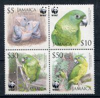 (WWF-393) W.W.F. Jamaica Bird / Birds MNH Stamps 2006 - Non Classés