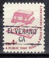 USA Precancel Vorausentwertung Preo, Locals California, El Verano 841 - Préoblitérés