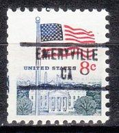 USA Precancel Vorausentwertung Preo, Locals California, Emeryville 853 - Préoblitérés