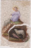 Image Religieuse Canivet A Restaurer  Le Chemin Des Epines Editeur Bouasse-lebel - Devotion Images