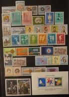 Luxemburg 1967 - 69    Van  Nr. 746  Tot Nr. 792    Zie Foto   Postfris **  CW  26,00 - Luxembourg