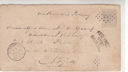 Penang / Netherlands Indies Agent / Netherlands Stationery / Sumatra / Atjeh - Stamps