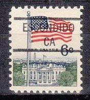 USA Precancel Vorausentwertung Preo, Locals California, Escondido 841 - Vereinigte Staaten