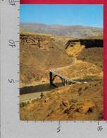 CARTOLINA VG ETIOPIA - Blu Nile Bridge - 10 X 15 - ANN. 199? - Etiopia