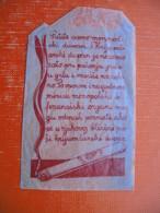 Paper Bag.Monopolski Duvan - Boites à Tabac Vides