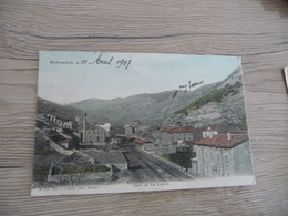 CPA 30 Gard Rochessadoule Gare De La Valette Mines TBE - Autres Communes