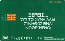GREECE - Sevitel 2/3,x1896, Tirage 35.000, 06/05, Used - Grèce
