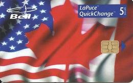 Canada: Bell - TeleCard World '98 Exposition New York - Canada