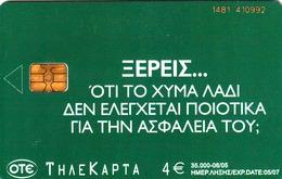 GREECE - Sevitel 3/3,x1897, Tirage 35.000, 06/05, Used - Grèce
